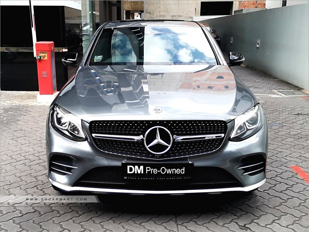 Used Mercedes-Benz GLC43 Car for Sale in Singapore, DM Pre
