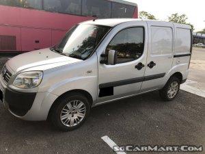 Fiat Doblo Cargo Maxi 1.9M (COE till 01/2024)
