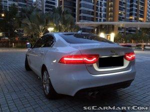 Jaguar XE Diesel 2.0D Prestige