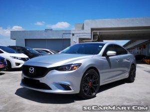 Mazda 6 2.5A Luxury