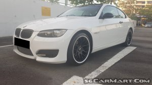 BMW 3 Series 320i Coupe Sunroof (New 5-yr COE)