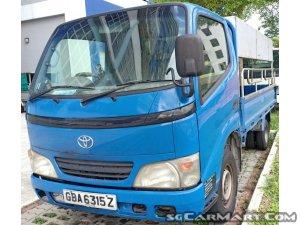 Toyota Dyna 150 (COE till 08/2022)