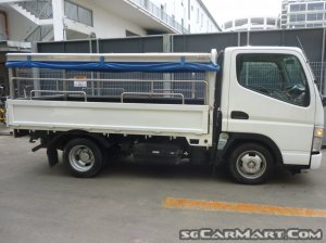 Mitsubishi Fuso Canter FB70 (COE till 09/2023)