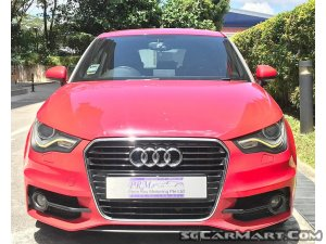 Used Audi A1 1 4a Tfsi S Tronic Car For Sale In Singapore Prem Roy