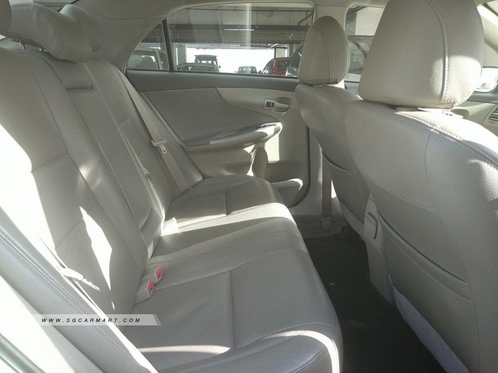 Toyota Corolla Altis 1.6A (COE till 02/2024)