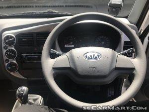Kia K2500 Single-Cab