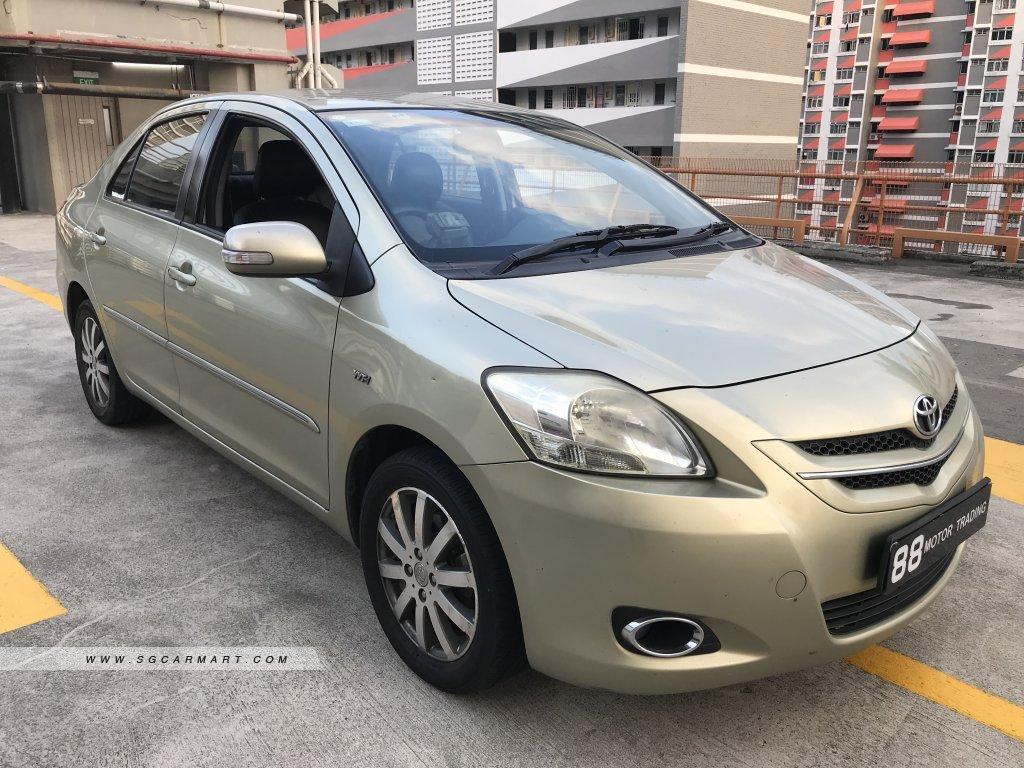 Toyota Vios 1.5M E (COE till 03/2024)