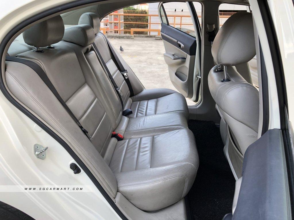 Honda Civic 1.8A VTi-S (COE till 02/2029)