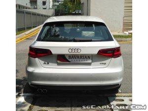 Audi A3 Sportback 1.4A TFSI Attraction