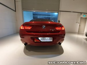 BMW 6 Series 640i Gran Coupe