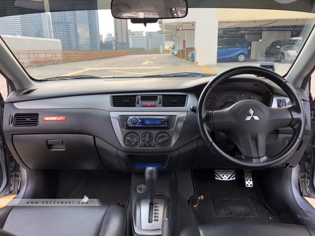 Mitsubishi Lancer 1.6A GLX (New 5-yr COE)