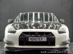 Nissan GTR 3.8A (COE till 09/2027)