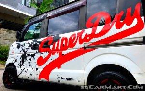 Suzuki Every (COE till 08/2022)