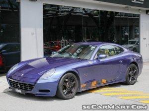 Ferrari F612S F1 (COE till 03/2025)