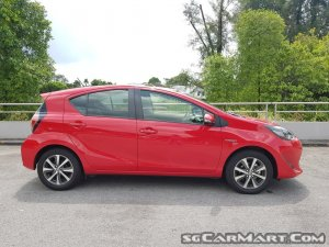 Used Toyota Prius Car for Sale in Singapore, Autolink ...