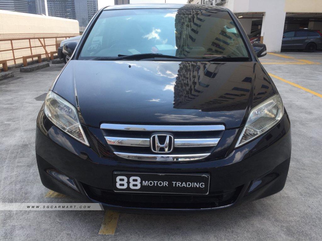 Honda Edix 1.7A (COE till 03/2022)