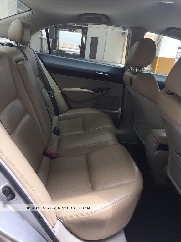 Honda Civic 1.8A VTi-S (COE till 05/2026)