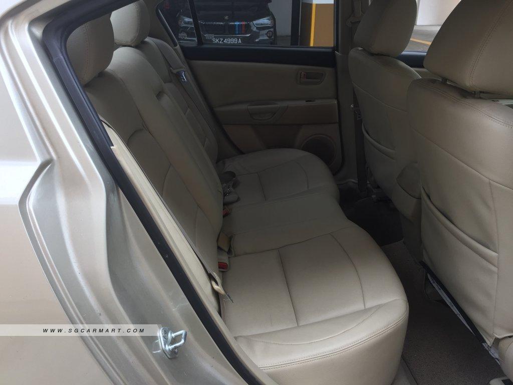 Mazda 3 1.6A Luxury (COE till 10/2020)
