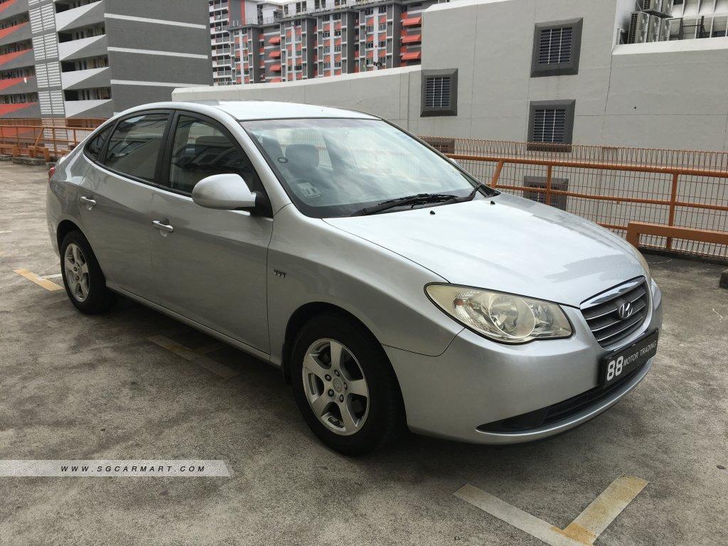 Hyundai Avante 1.6A S (COE till 03/2024)