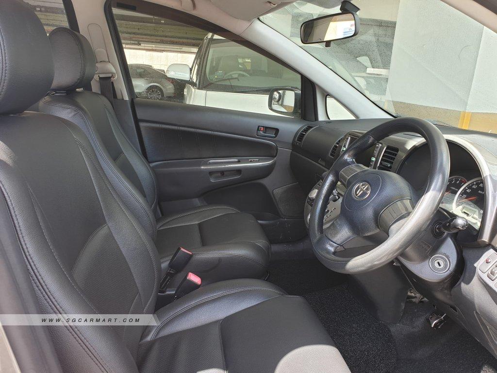 Toyota Wish 1.8A (COE till 03/2024)