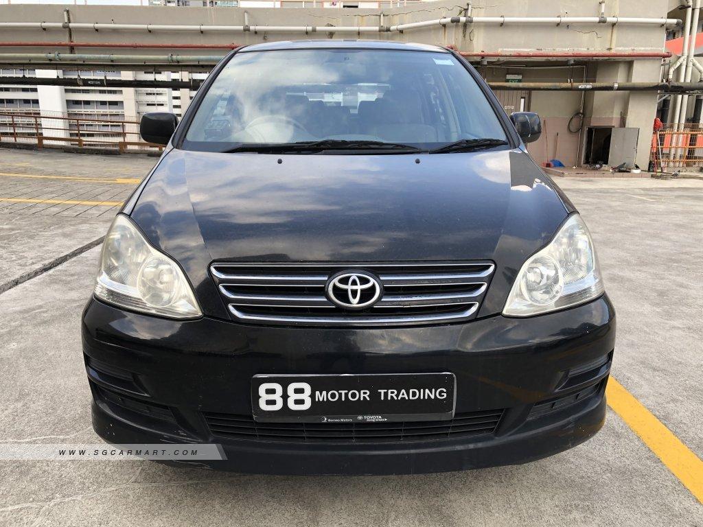 Toyota Picnic 2.0A (COE till 05/2022)