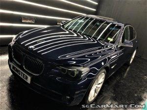 BMW 7 Series 740i (New 10-yr COE)