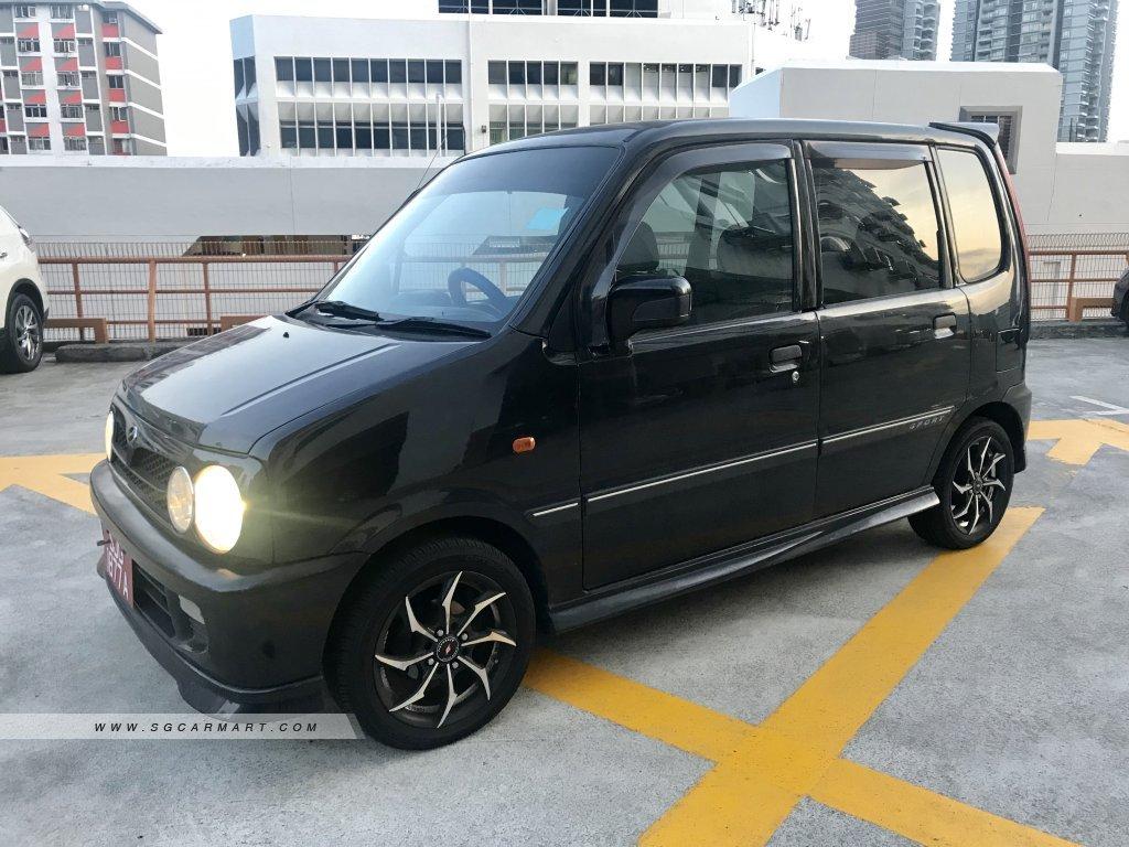 Perodua Kenari 1.0A EZ (COE till 05/2023) (OPC)