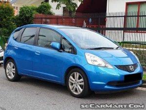 Honda Jazz 1.3A L (COE till 03/2024)