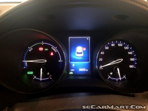 Toyota C-HR Hybrid 1.8A G