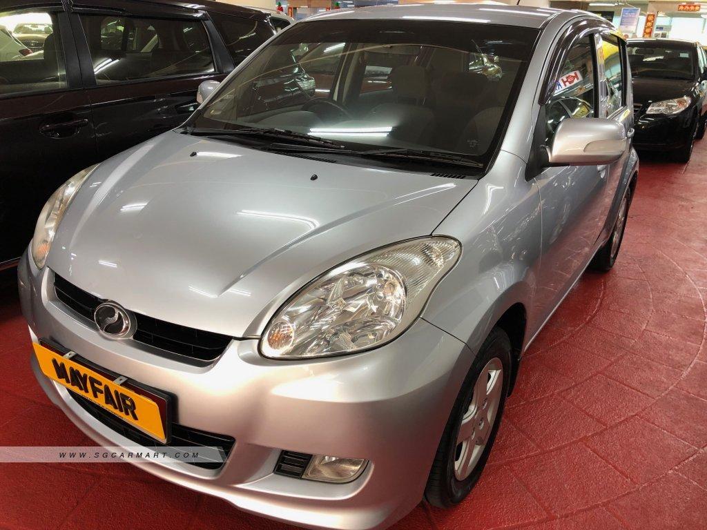 Used Perodua Myvi Car for Sale in Singapore, Mayfair