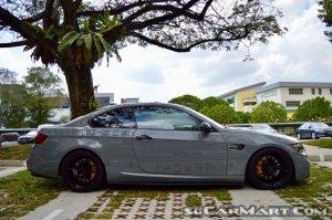 08 bmw 335i coupe
