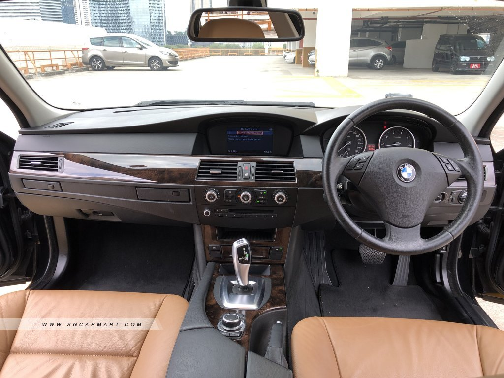 BMW 5 Series 520i (New 10-yr COE)