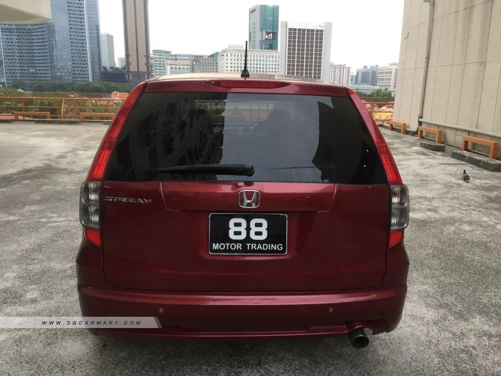 Honda Stream 1.8A X (New 5-yr COE)