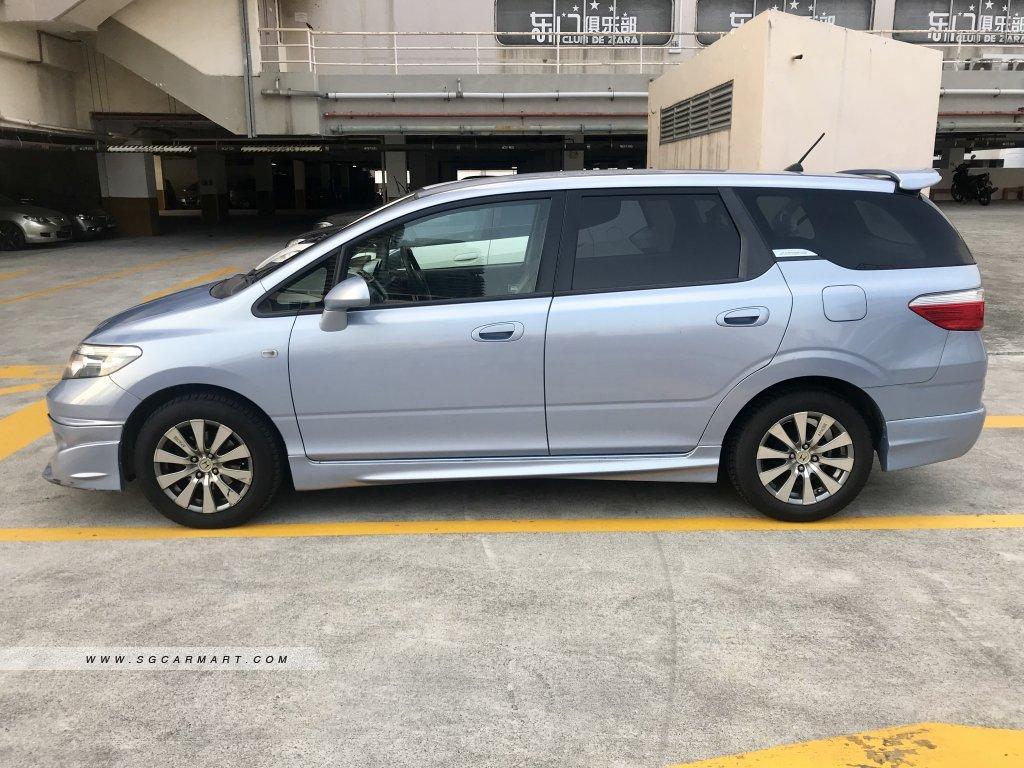 Honda Airwave 1.5A M (New 5-yr COE)