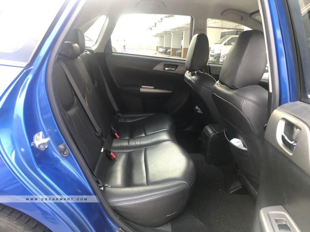 Subaru Impreza 4D 1.5R (New 5-yr COE)