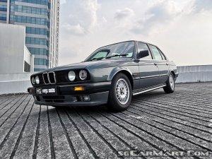 BMW 3 Series 320i (COE till 03/2028)