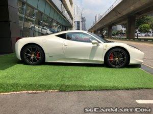 Used Ferrari 458 Italia Car For Sale In Singapore Ital Auto Stcars
