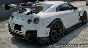 Nissan GTR 3.8A (COE till 09/2028)