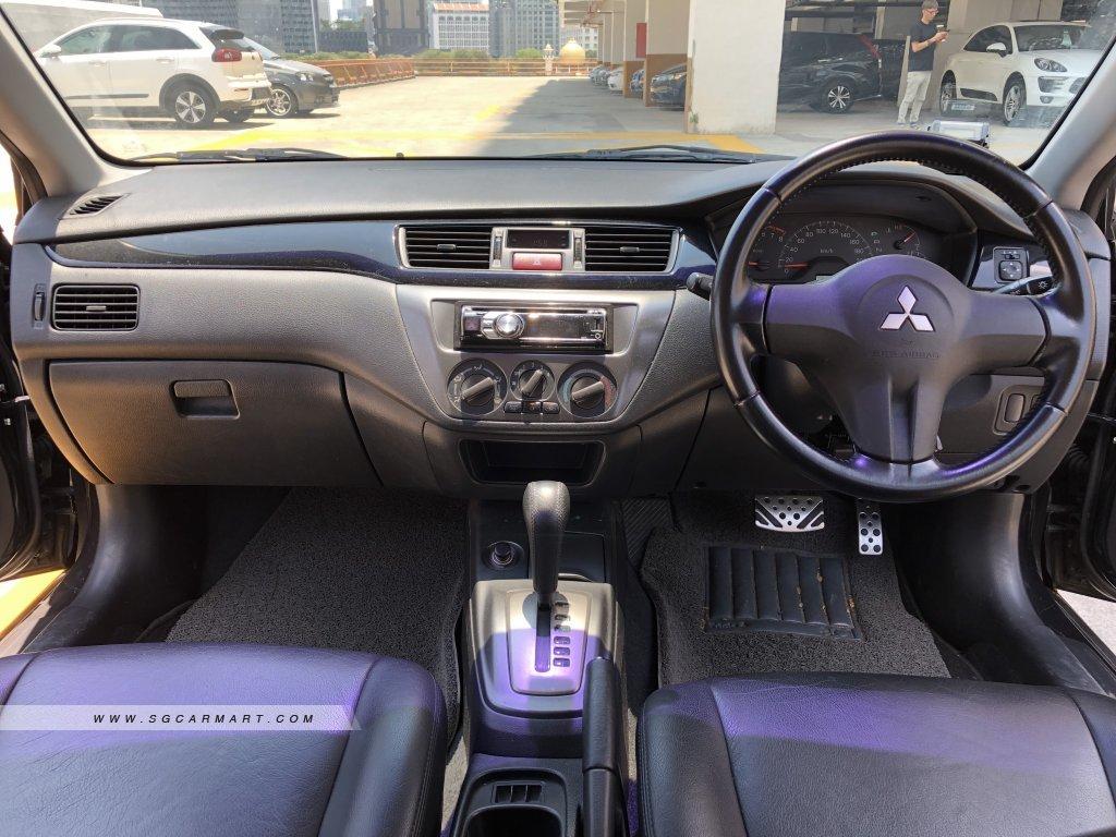 Mitsubishi Lancer 1.6A GLX Sports (New 5-yr COE)