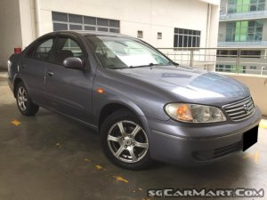 Used Nissan Sunny Car for Sale in Singapore, 1axis - sgCarMart