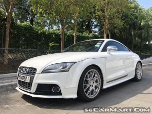 Audi TTS Coupe 2.0A TFSI Quattro S-tronic (New 10-yr COE)