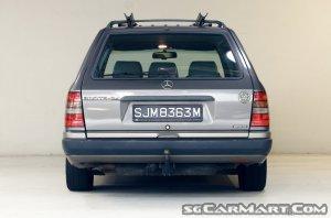 Mercedes-Benz 300TE (COE till 03/2019)