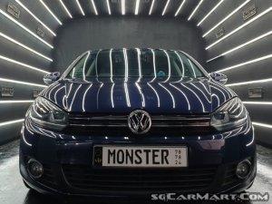 Volkswagen Golf 1.4A TSI