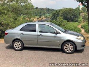 Toyota Vios 1.5M E (COE till 06/2021)