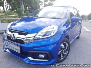 Used Honda Mobilio 1 5a Rs I Vtec Luxe Car For Sale In Singapore
