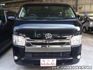 Toyota Hiace 3.0A Super GL Dark Prime
