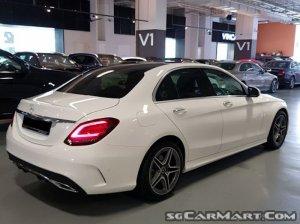Mercedes-Benz C-Class C200 Mild Hybrid AMG Line