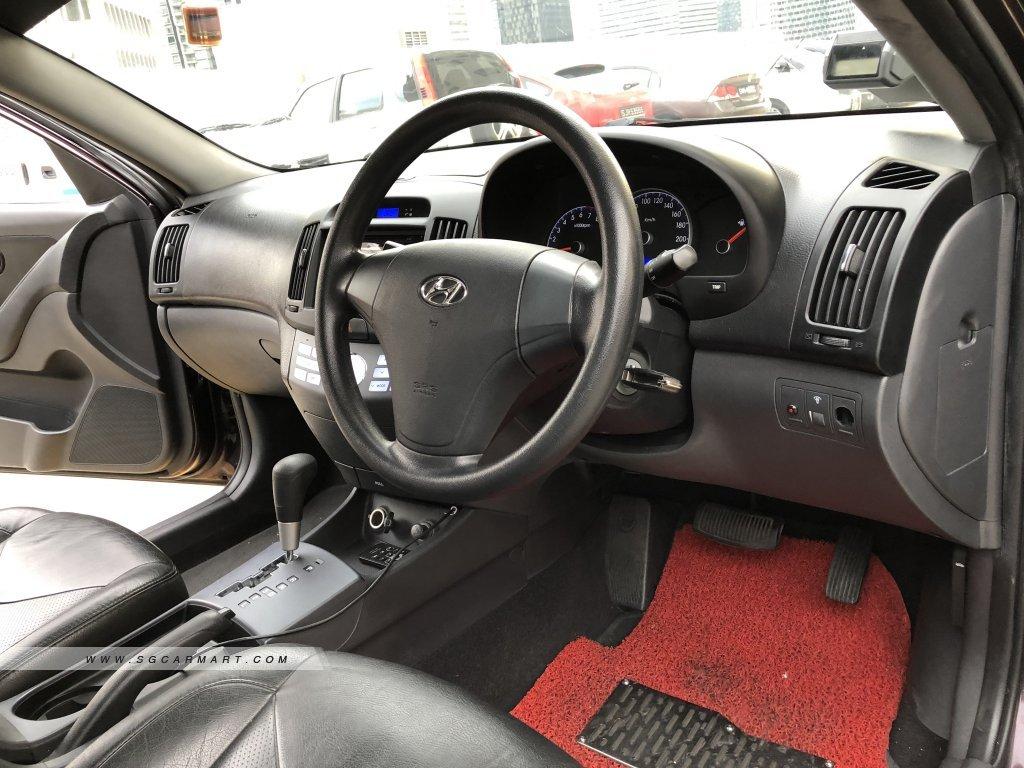 Hyundai Avante 1.6A S (New 5-yr COE)