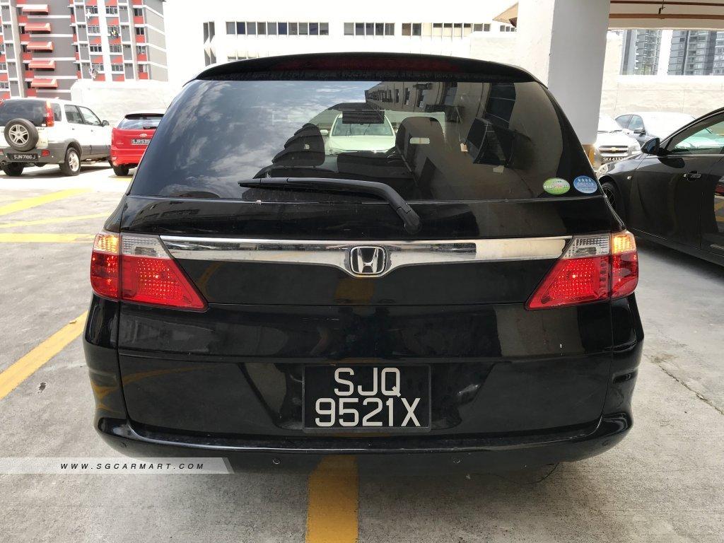 Honda Airwave 1.5A Skyroof (New 5-yr COE)