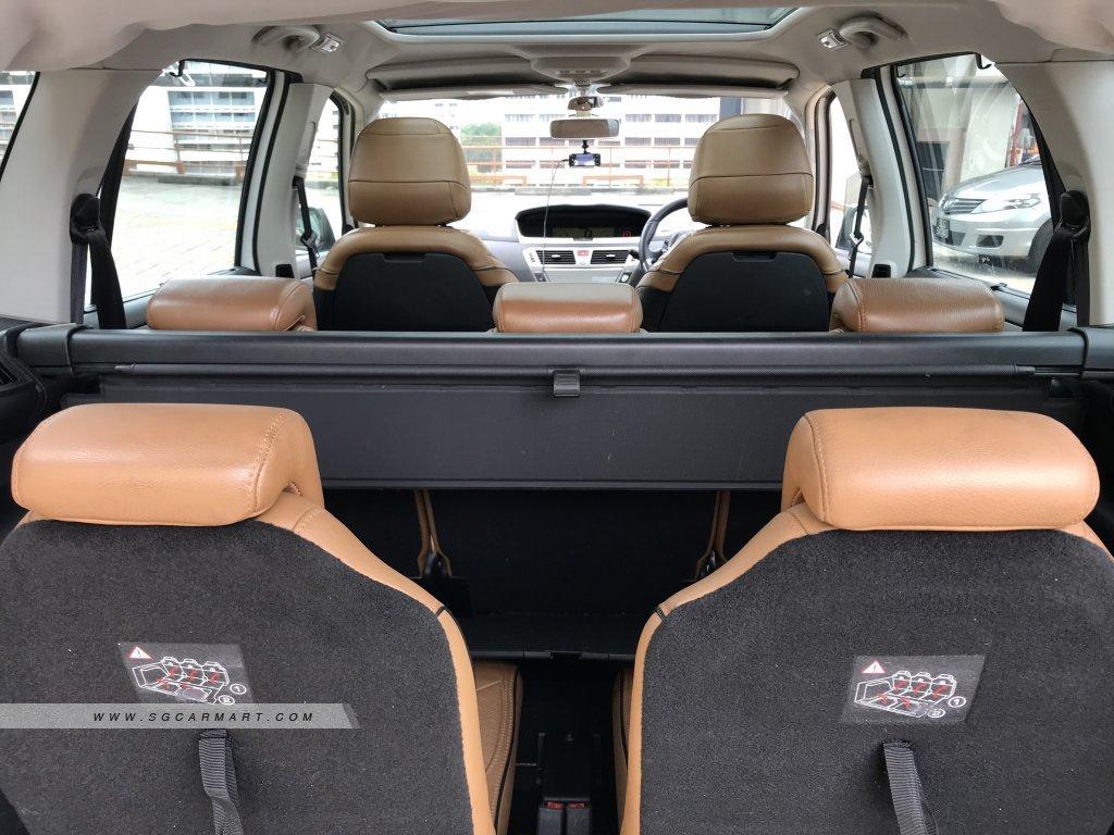 Citroen Grand C4 Picasso 1.6A THP Sunroof